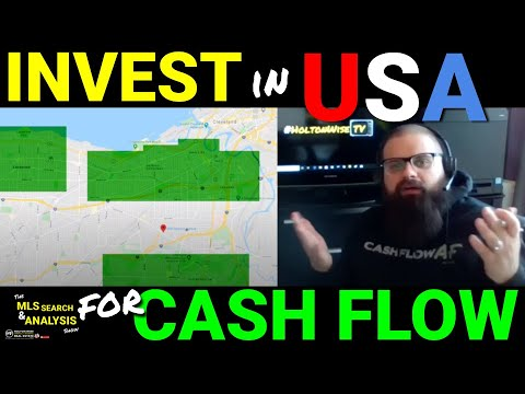 Foreign Investors In US Real Estate | MLS Search & Analysis; 102 - 5400 Denison