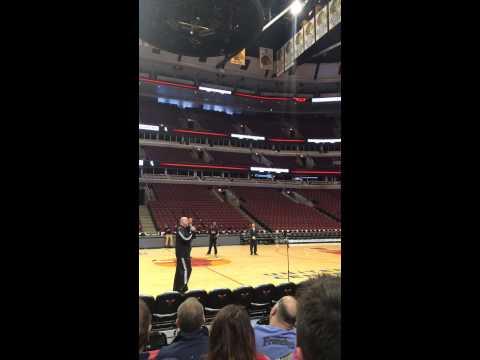 Bill Wennington bulls united center experience 2015