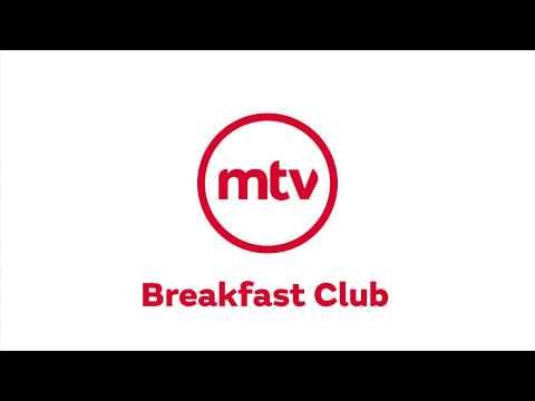 Karen Nelson-Field at MTV Breakfast Club 18.4.