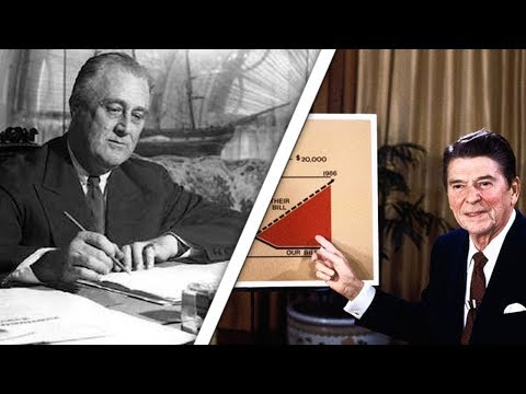 What Killed The New Deal?