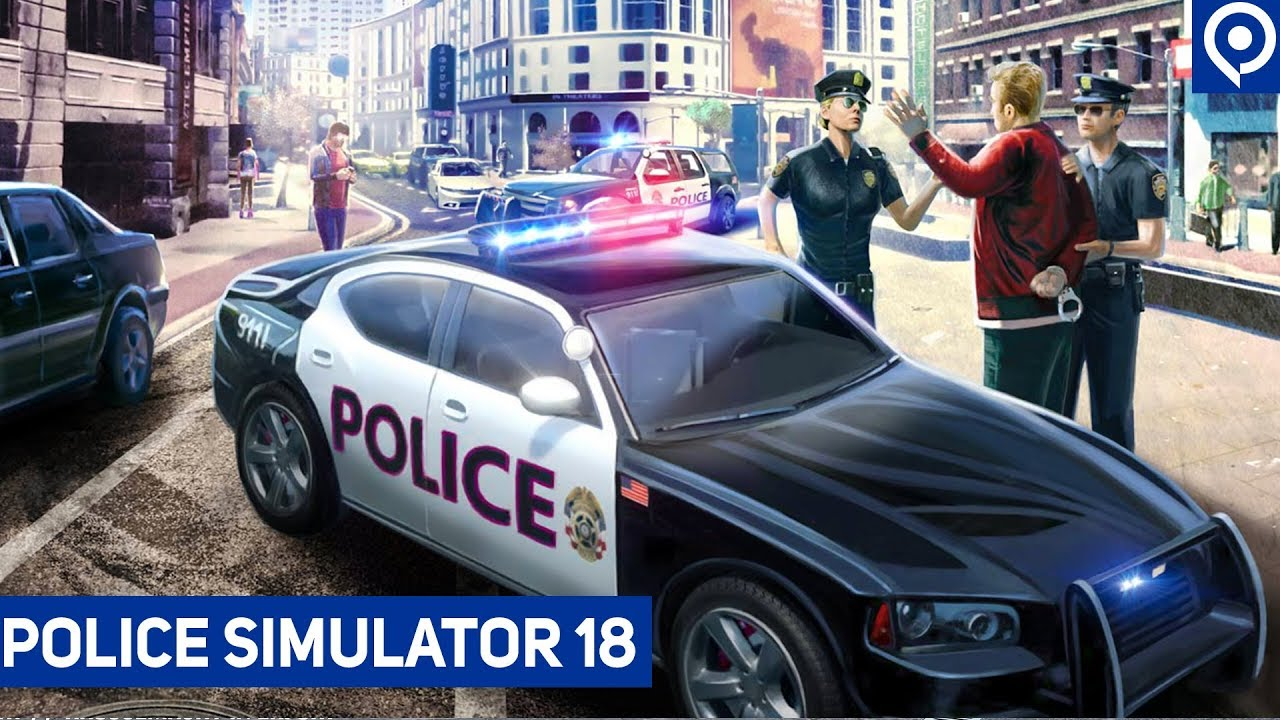 Police Simulator 18 Gameplay Und Interview Zum Polizei Simulator