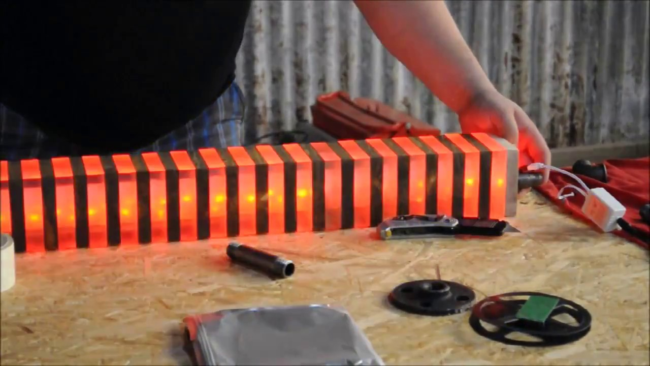 LED, acrylic, wood light DIY project - YouTube for Diy Acrylic Lamp  143gtk