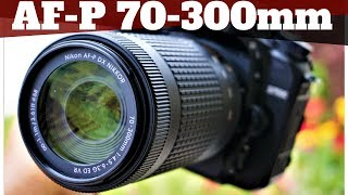 AF-P DX NIKKOR 70-300mm f/4.5-6.3G ED VR Lens Review | Nikon D7500 + Super Telephoto Zoom + Hands On