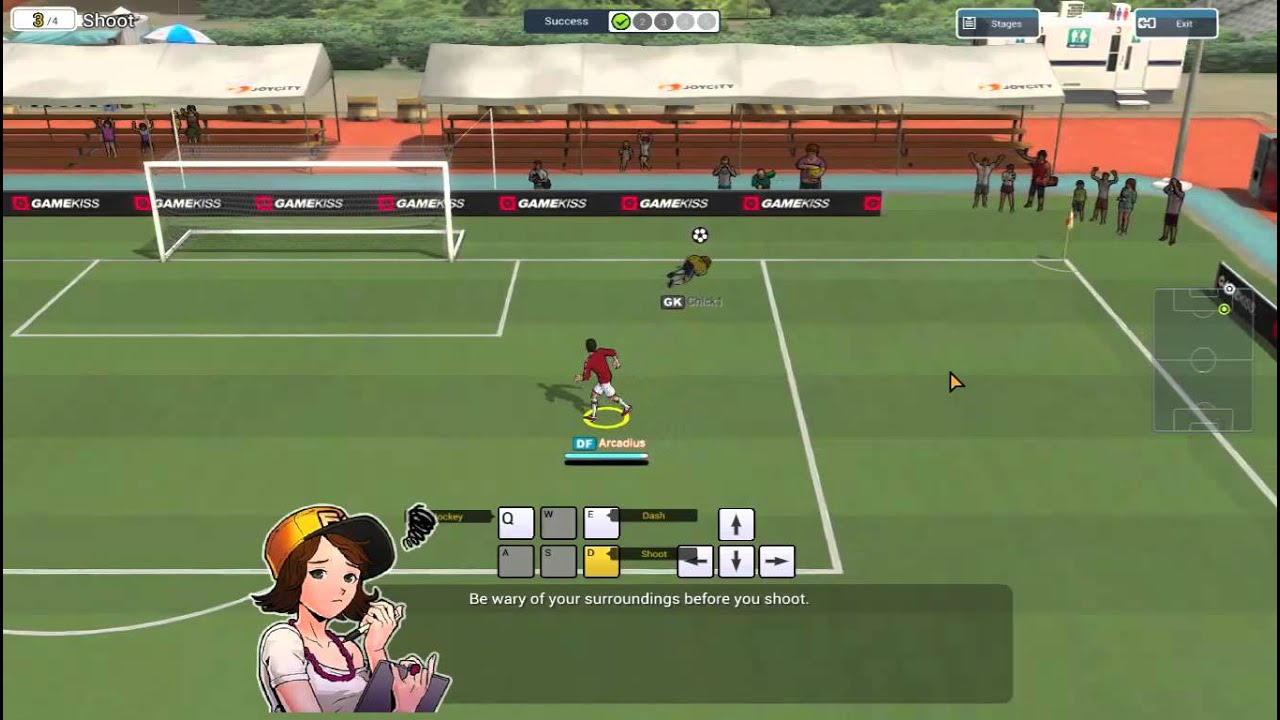 Freestyle Football Open Beta Gameplay Pl