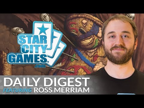 Daily Digest: R/W Stuffy Doll with Ross Merriam [Modern]