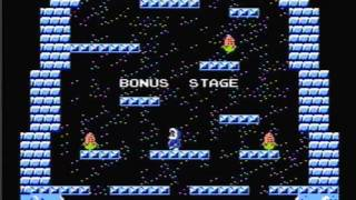 Ice Climber Game Review for the NES by Jay the Classic Gamer