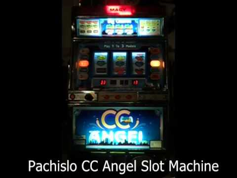 Cc angel slot machine for sale famille tranchant casino