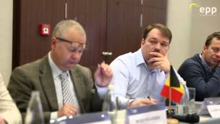 EPP Campaign Managers' Meeting - Sofia 25-26 April
