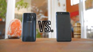 Samsung Galaxy S7 edge vs. Nexus 6P | 1 Month Later!