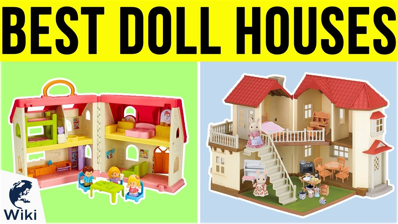 Top 10 Doll Houses of 10  Video Review