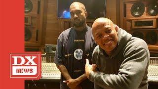 Kanye West Grabs Dr. Dre For Jesus Is King 2 The Album Sequel