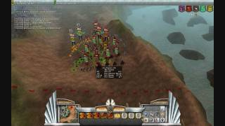 SAGA MMORTS Quest - Thermahill Pass - Playsaga