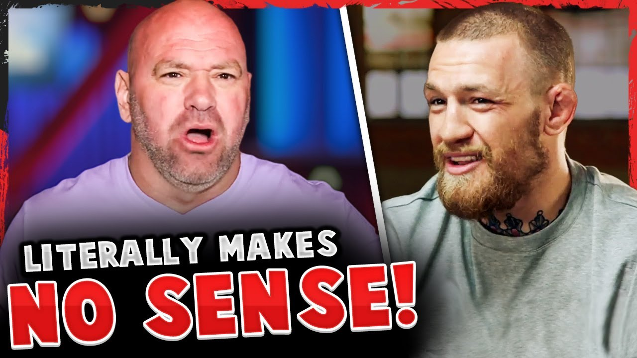 Dana White RESPONDS to Conor McGregor demanding to fight Dustin at 170, DC on Khamzat, UFC 254