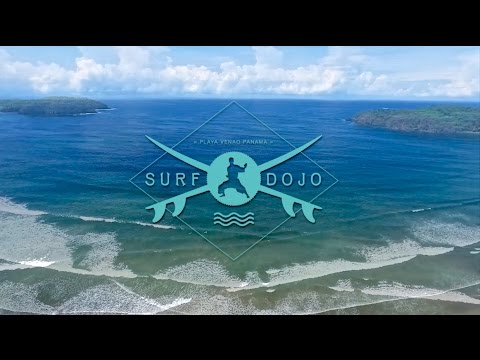 """Surf Dojo got Waved"" Surf Camp Panama"