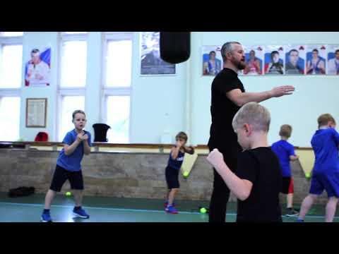 """Тренировка в школе бокса """"Торпедо"""" (начальная подготовка)"""