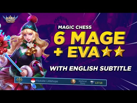 top-global-magic-chess.-6-mage-with-eva-2-star.-first-video-with-english-sub.-[-eng---sub-]