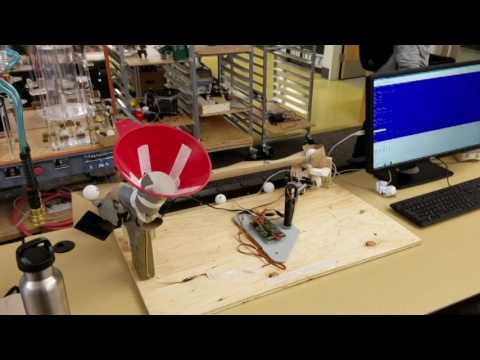 Eastern Washington University Robotics And Automation
