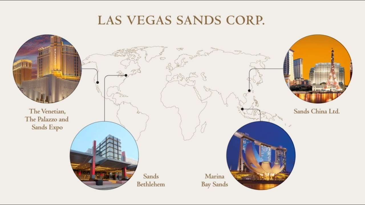 Our Vision | Las Vegas Sands Corporation