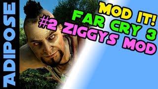 Far Cry 3 MOD IT! 2 : Ziggys Mod