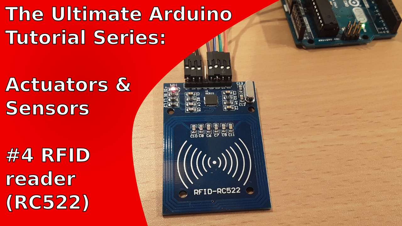 How to use the RFID-RC522 module (RFID reader) with the