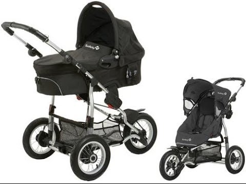 unser kinderwagen i safety 1st ideal sportive youtube