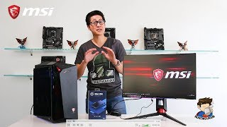 My New Gaming PC MSI Infinite X & Optix MPG27C Review Unboxing & Giveaway! Elgato 4K60 Pro Monitor