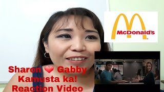 Sharon and Gabby Kumusta ka Mc Donald commercial 2018 Reaction Video