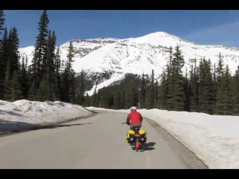 Canadian Rockies Bike Tour 2011