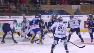 Spengler Cup 2012 demi-finale Vitkovice Steel vs HC Davos