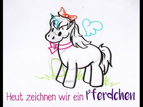 Pferde zeichnen mit LINIIS