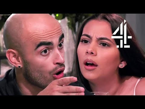 Digging Yourself In A MAJOR Hole On The First Date! | First Dates Hotel