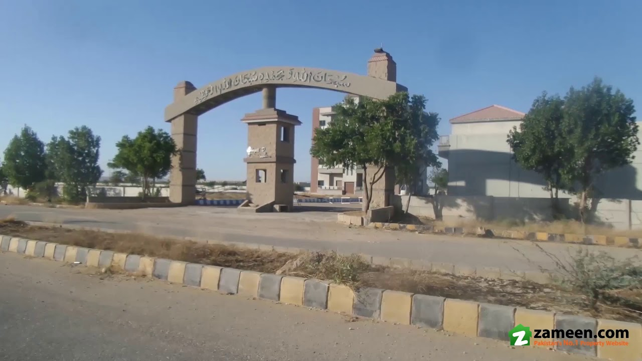 120 Sq  Yd  RESIDENTIAL PLOT FILE IS AVAILABLE FOR SALE IN SCHEME 45 KARACHI
