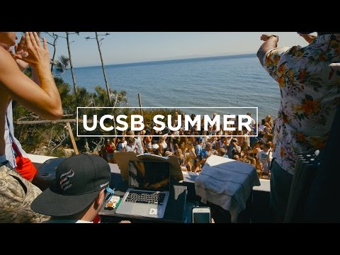 UCSB SUMMER | BE CREATIVE