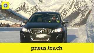 TCS test de pneus d'hiver 2012