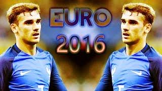 Antoine Griezmann ● The Best Player In Euro 2016