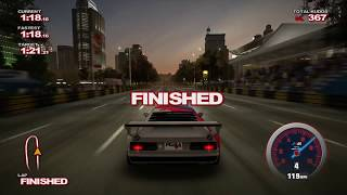 Project Gotham Racing 4- SHANGHAI