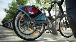 Coca-Cola Zero dublinbikes launch video