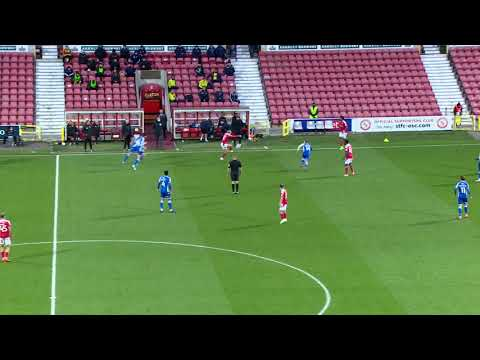 Swindon Bristol Rovers Goals And Highlights