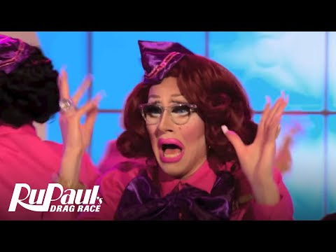 RuPaul's Drag Race | Trixie Mattel's Team: Glamazonian Airways | Season 7