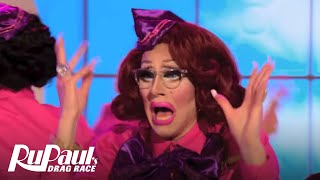 RuPaul's Drag Race | Trixie Mattel's Team: Glamazonian Airways | Season 7