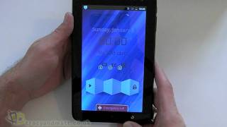 ZTE Light Tab 2 unboxing video
