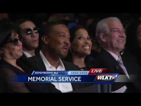Muhammad Ali memorial  John Ramsey