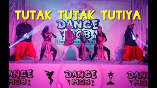 Tutak Tutak Tutiya | Eddie Choreography | #SWC