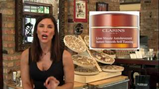 Clarins Instant Smooth Self Tanning Review - Rachel On Beauty Thumbnail