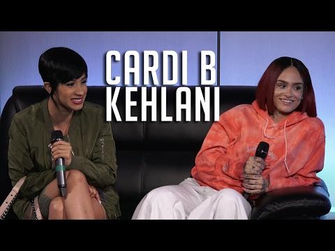 Kehlani & Cardi B on Body Shaming & Online Bullies