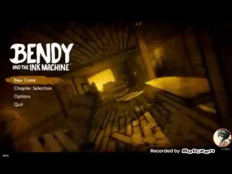 Прохождение игры Bendy And The Ink Machine глава 1 ( движущейся картинки)