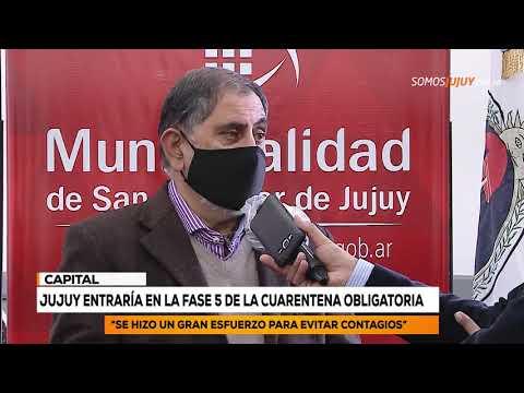 Jujuy Entraría En La Fase 5 De La Cuarentena Obligatoria | Somos Jujuy