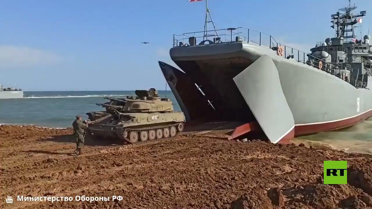 قوات روسية تبدأ العودة إلى ثكناتها بعد تدريبات في جنوب وغرب البلاد  - نشر قبل 3 ساعة
