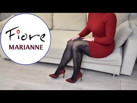 FIORE MARIANNE 40 DEN PANTYHOSE