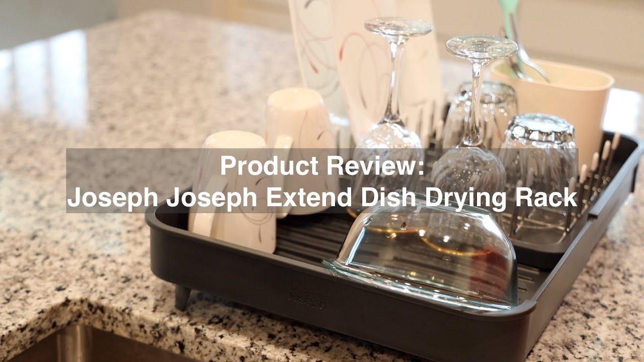 joseph joseph dish drying rack smart flexibility